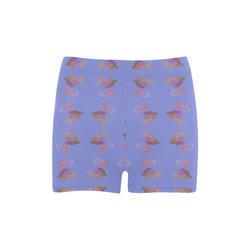DREAM OF DRAGONS Briseis Skinny Shorts (Model L04)