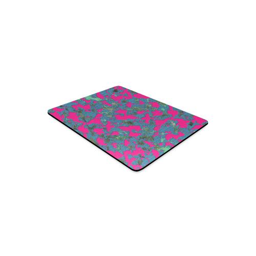 CAMOUFLAGE WILD CHERRY MOUSEPAD Rectangle Mousepad
