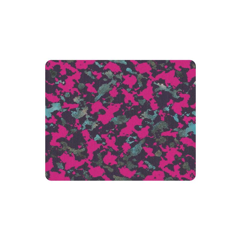 CAMOUFLAGE BLACKBERRY MOUSEPAD Rectangle Mousepad