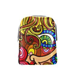 Let's Face it Together Popular Backpack (Model 1622)
