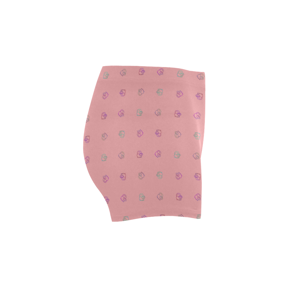 HAPPY CATS Briseis Skinny Shorts (Model L04)