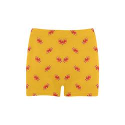 SCRATCH Briseis Skinny Shorts (Model L04)
