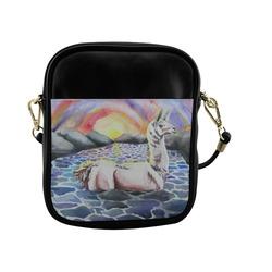 Llama Ness Monster Sling Bag (Model 1627)