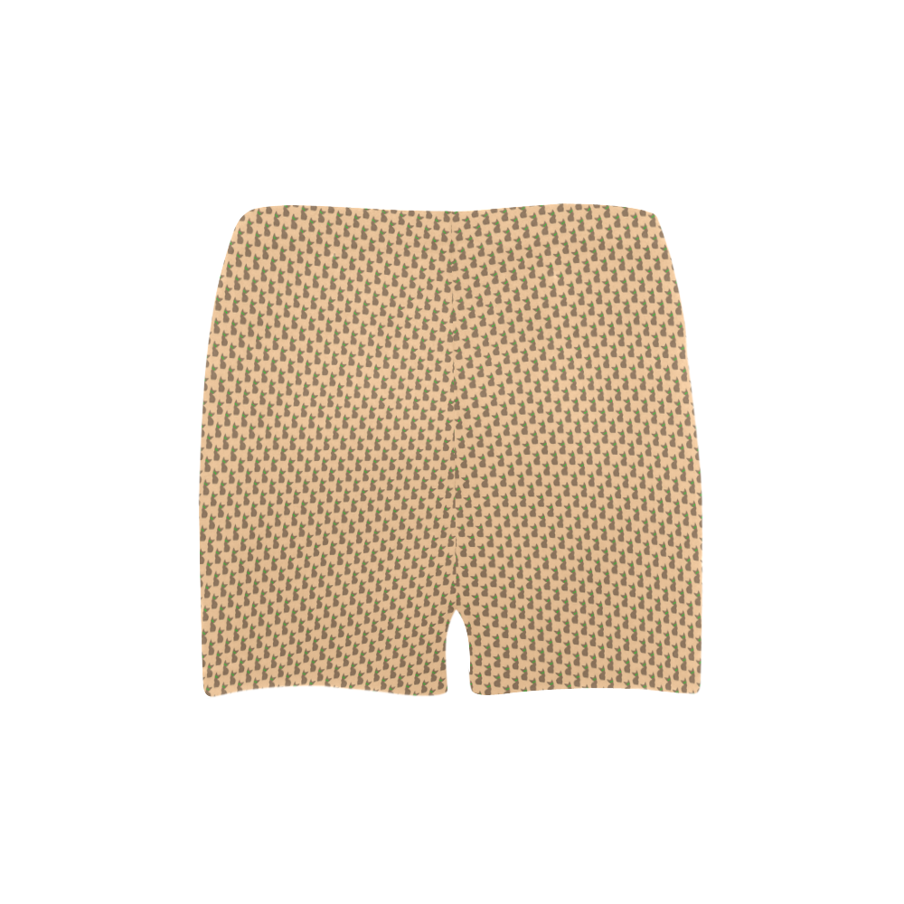 CURIOUS CATS Briseis Skinny Shorts (Model L04)