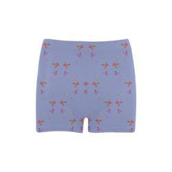 FANTASTIC BUTTERFLIES Briseis Skinny Shorts (Model L04)