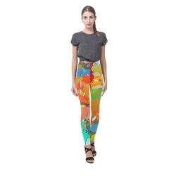 So Much Colors Cassandra Women's Leggings (Model L01)