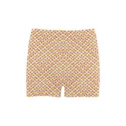 SUMMER HONEY CATCHERS Briseis Skinny Shorts (Model L04)