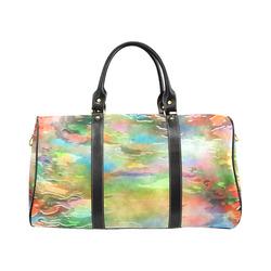 Watercolor Paint Wash New Waterproof Travel Bag/Large (Model 1639)