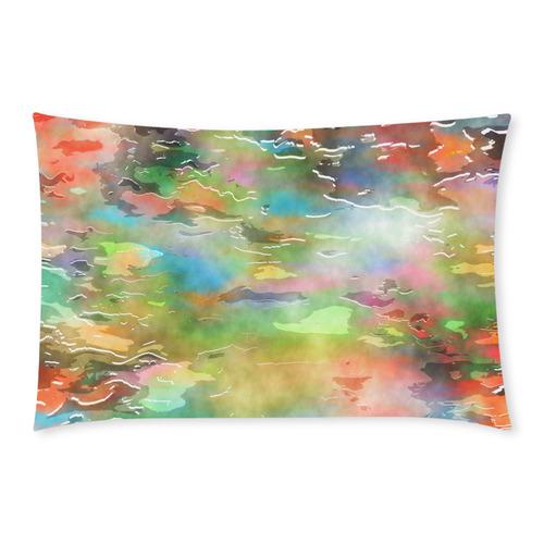 Watercolor Paint Wash 3-Piece Bedding Set