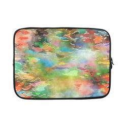 Watercolor Paint Wash Custom Laptop Sleeve 15''