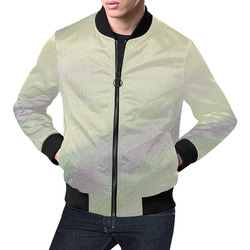 Destination All Over Print Bomber Jacket for Men (Model H19)