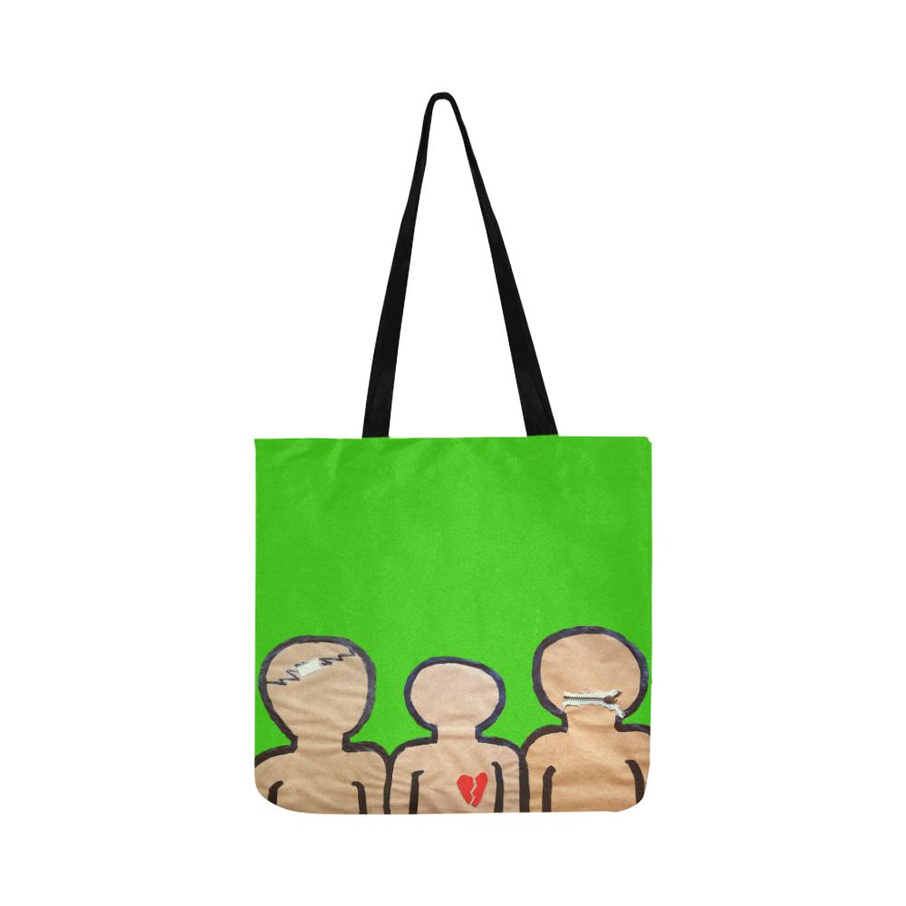 trio Reusable Shopping Bag Model 1660 (Two sides)