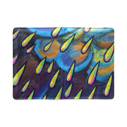 Heavy Rain Cloud Painting Custom NoteBook A5