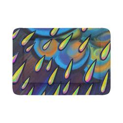 "Heavy Rain Cloud Painting Pet Bed 54""x37"""