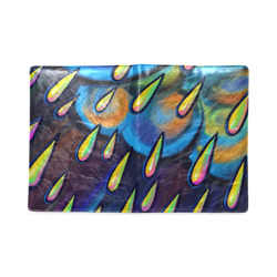 Heavy Rain Cloud Painting Custom NoteBook B5