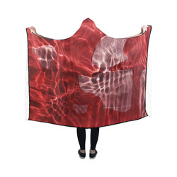 Red River Hooded Blanket 50''x40''