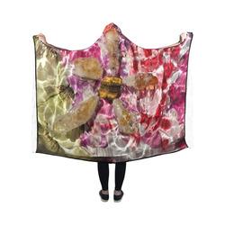Rockstar of Spring Hooded Blanket 50''x40''