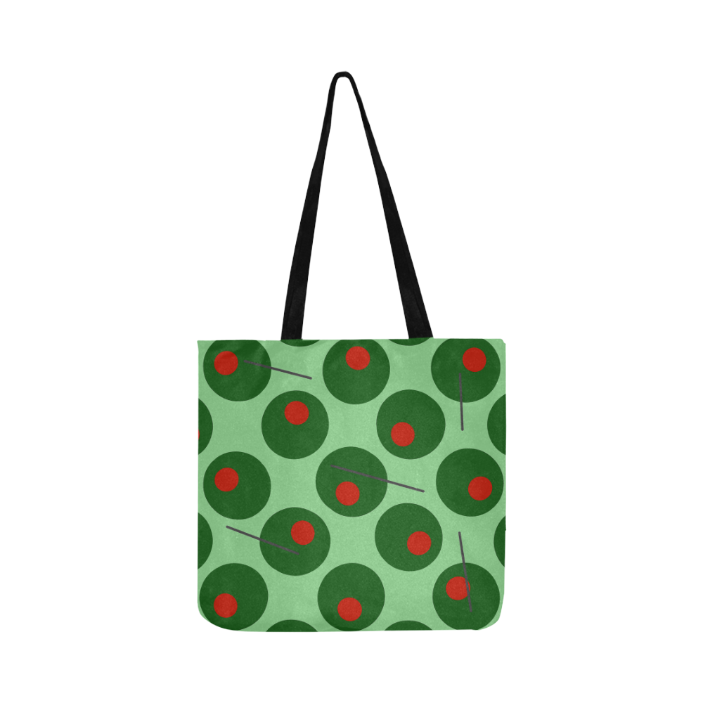 olives Reusable Shopping Bag Model 1660 (Two sides)