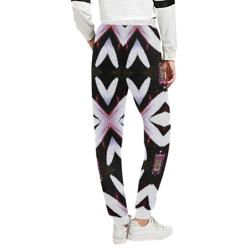 Japan is a beautiful place in calm style Women's All Over Print Sweatpants (Model L11)