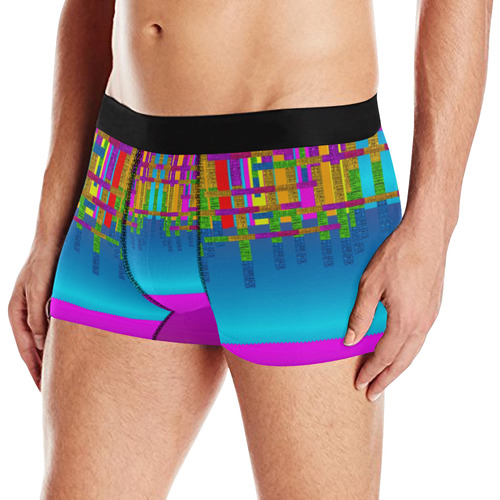 Sky earth and star fall Men's All Over Print Briefs (Model L12)