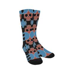 Skull Jigsaw RB Trouser Socks