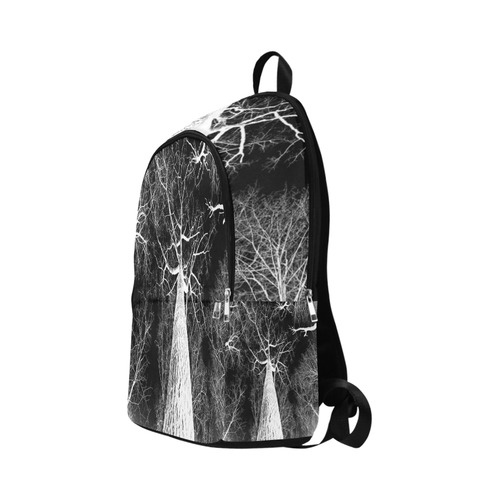 Haunted Forest Fabric Backpack for Adult (Model 1659)