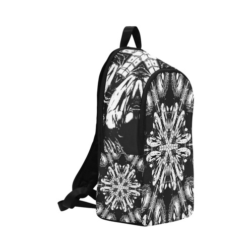 Witchcraft Power Star Fabric Backpack for Adult (Model 1659)