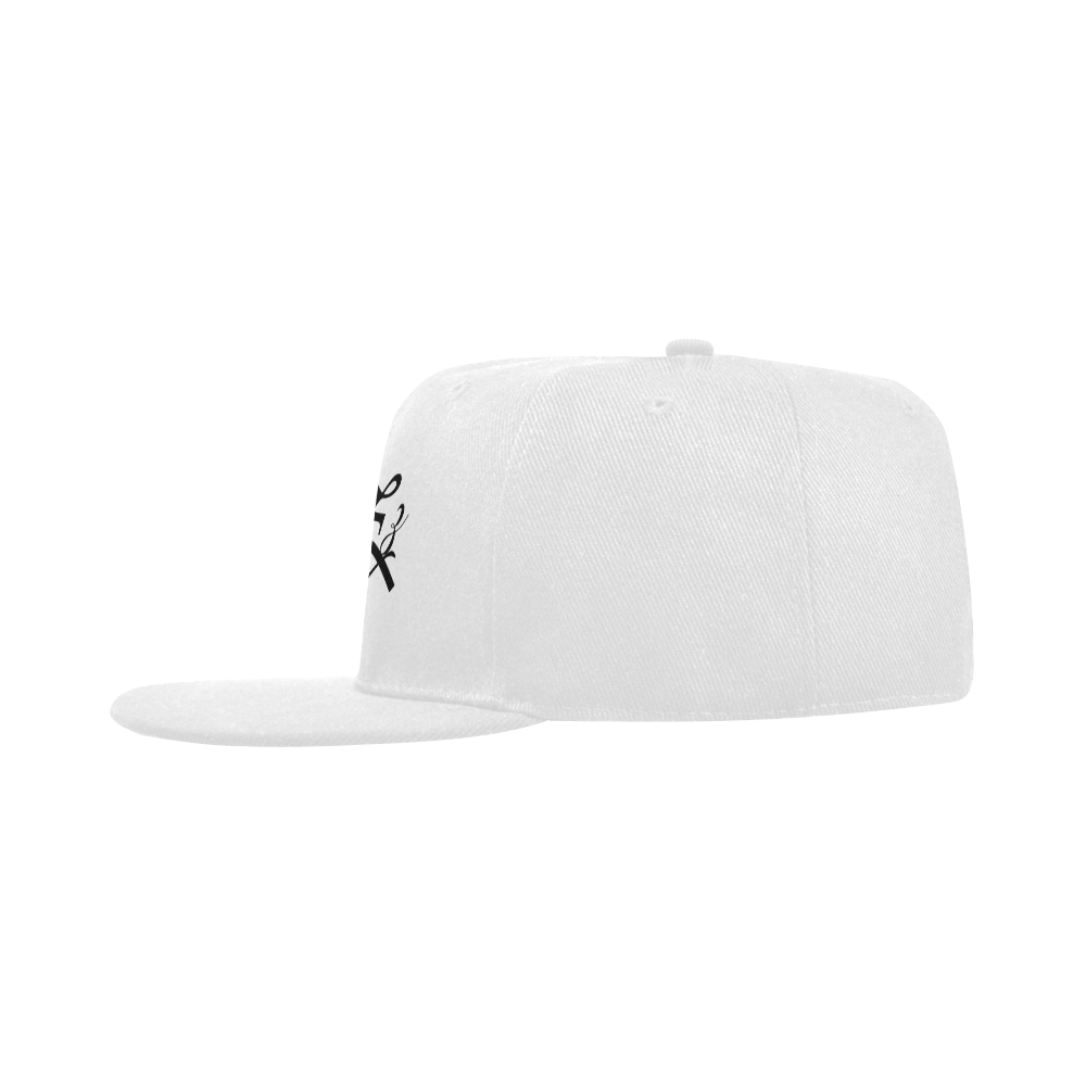 Alphabet Z Unisex Snapback Hat