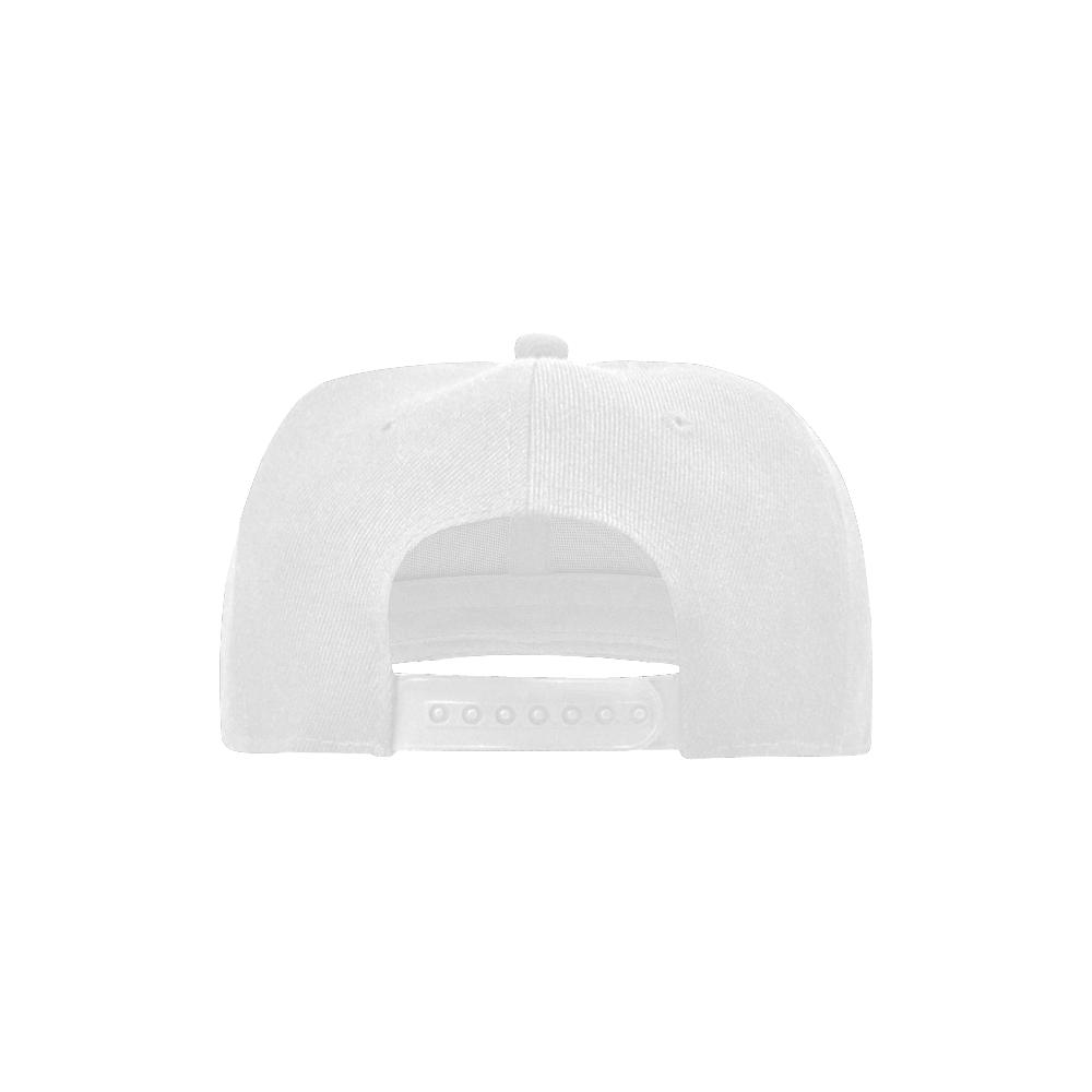 Alphabet U Unisex Snapback Hat