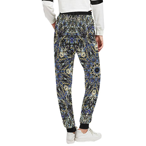 Thleudron Memory Unisex All Over Print Sweatpants (Model L11)