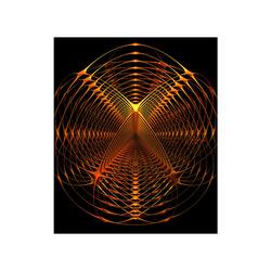 """Golden Web Poster 20""""x24"""""""