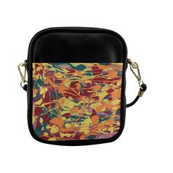 Forest Dance Sling Bag (Model 1627)