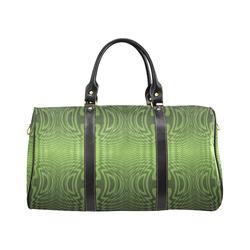 Green Vibrations New Waterproof Travel Bag/Large (Model 1639)