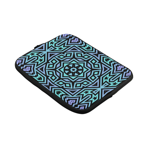 Aqua and Lilac Tribal Macbook Pro 11''