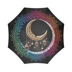Arabian Night Mandala Foldable Umbrella (Model U01)