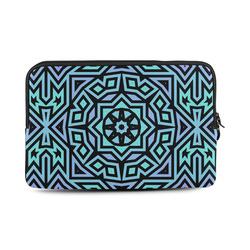 Aqua and Lilac Tribal Macbook Air 11''