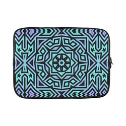 Aqua and Lilac Tribal Macbook Pro 15''