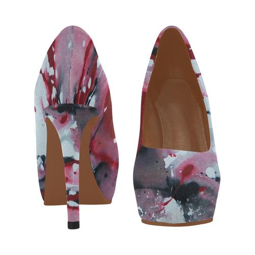 Dragon Serenade Women's High Heels (Model 044)