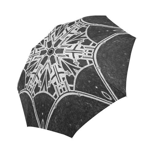 Gothic Reaper Star Auto-Foldable Umbrella (Model U04)