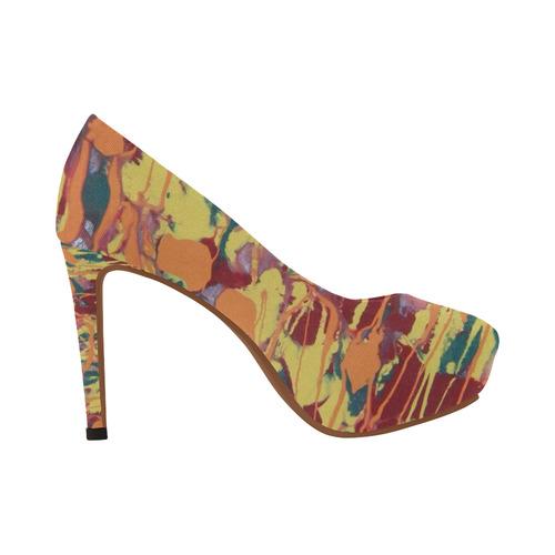 Forest Dance Women's High Heels (Model 044)