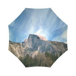 Picturesque Mountain Foldable Umbrella (Model U01)