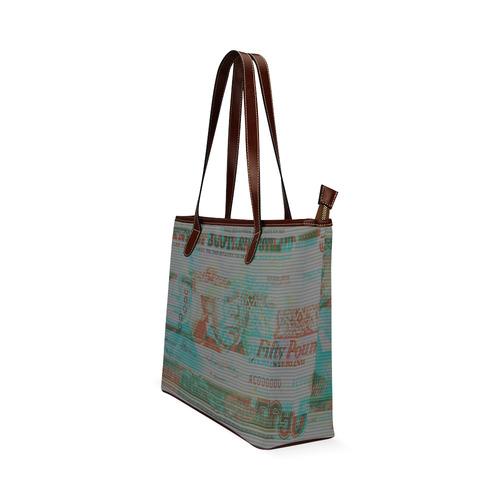 BOS Shoulder Tote Bag (Model 1646)