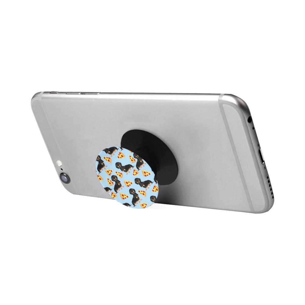 Doxie Pizza Pop socket Air Smart Phone Holder
