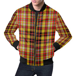 TARTAN 9000 All Over Print Bomber Jacket for Men (Model H19)