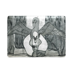 Swan Family Custom NoteBook A5