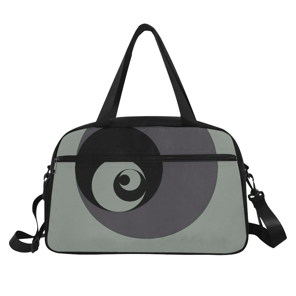 Fibonacci rose 7 Fitness Handbag (Model 1671)