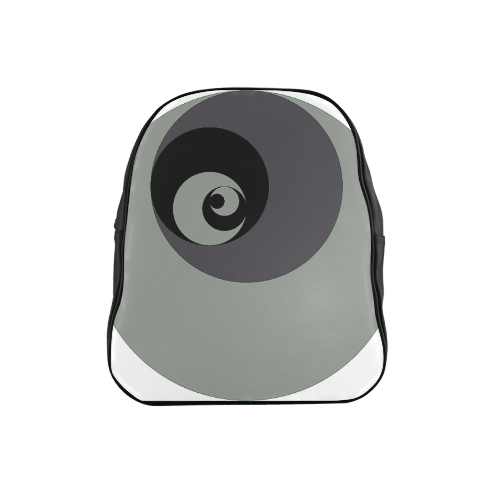 Fibonacci rose 7 School Backpack (Model 1601)(Small)