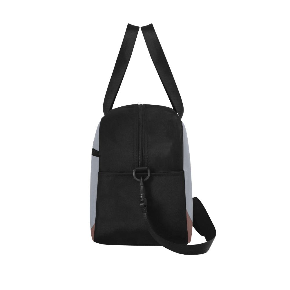 Fibonacci rose 6 Fitness Handbag (Model 1671)