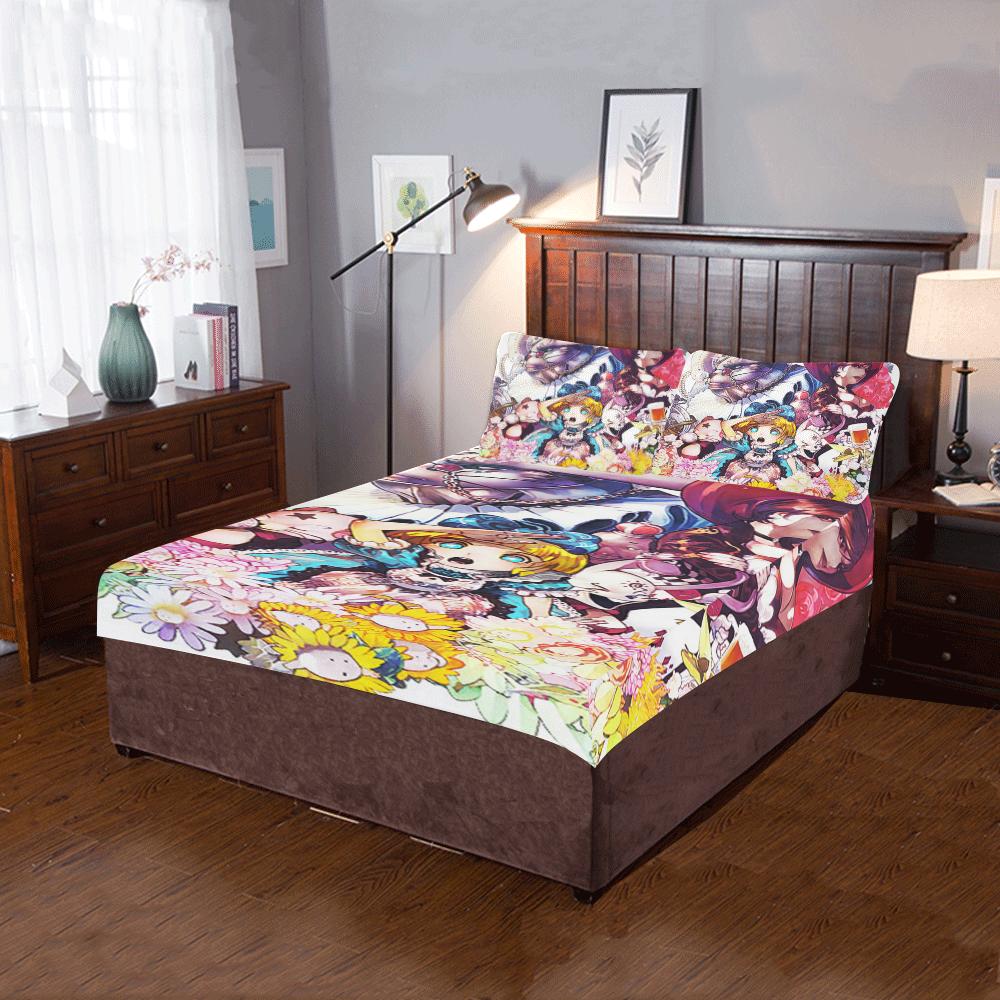 alice 3-Piece Bedding Set