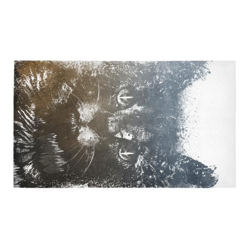 cat #cat #cats #kitty Bath Rug 16''x 28''
